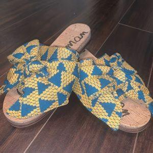 Sam Edelman bow sandals